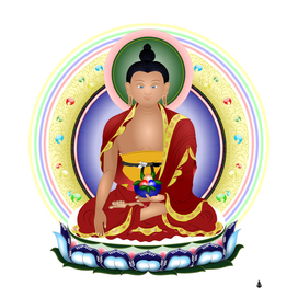 Shakyamuni buddha buddhism religion