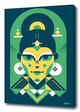 Queen of shapes