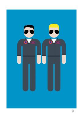 Maverick & Tom