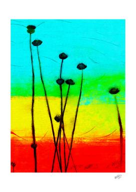 Poppy Abstract