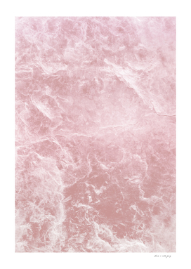 Enigmatic Blush Pink Marble #1 #decor #art