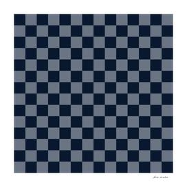 Navy Grey Checks