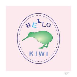 Hello kiwi!