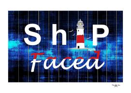 Ship Faced Nautical Art