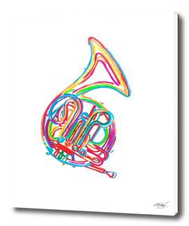Le cor français