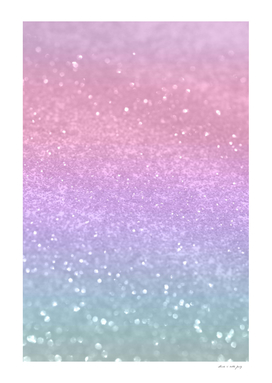 Unicorn Princess Glitter #1 #pastel #decor #art