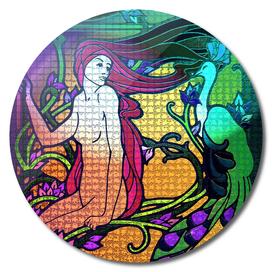 Pagan Goddess Of Nature