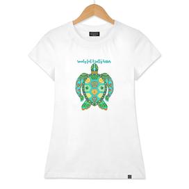 Sea Turtle Salty Kisses