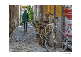 Alley in Sorrento