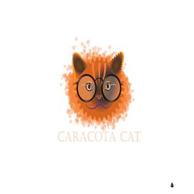 Cat smart design pet cute animal