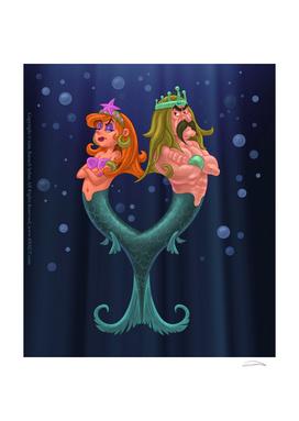 The Double Mermaid