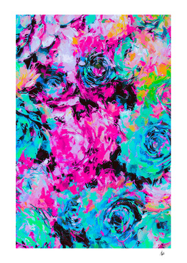 Neon Fiona Floral