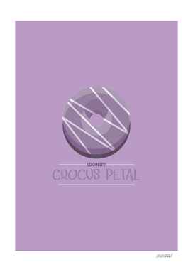 1DONUT - Crocus Petal