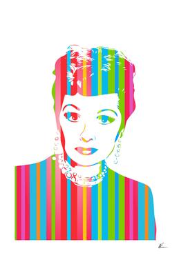 Lucille Ball | Pop Art