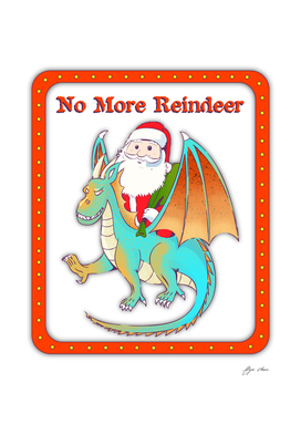 No More Reindeer