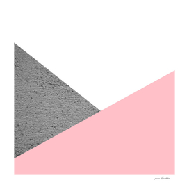 Concrete vs pink geometry