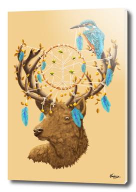 Dreamcatcher Deer