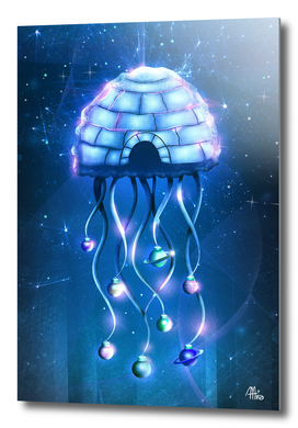 Christmas Jellyfish