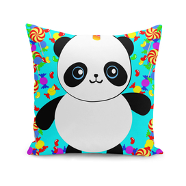 Sweet Pandacorn