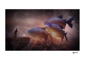 The Queen of Fish by GEN Z