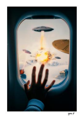 Alien Attack by GEN Z