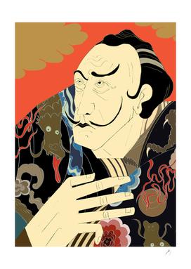 "* ""Japonica"" / Salvador Dali"