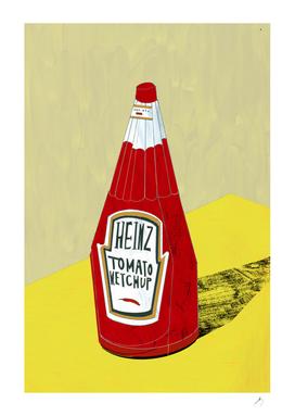 *HEINZ Tomato ketchup
