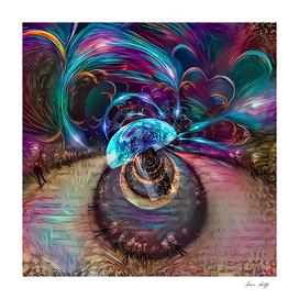 Hallucinogenic Mushroom