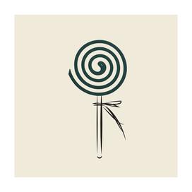 mosquito coil lollipop