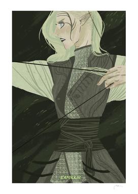 Rogue Lavellan