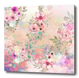 Botanical Fragrances in Blush Cloud