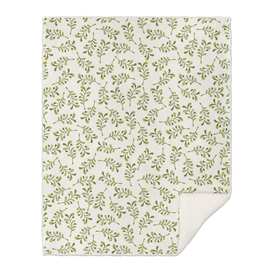 Green Foliage – Floral Heart Collection