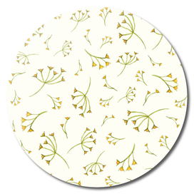Yellow Branches – Floral Heart Collection