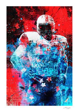Artistic - XXX - American Football / LE