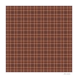 Navy Rust Grid Checks III