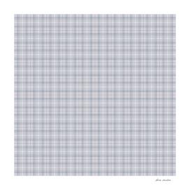 Mauve Blue Grid Checks II