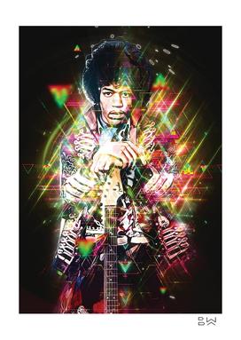 Jimi Hendrix Bling
