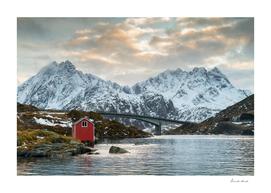 Lofoten Winter