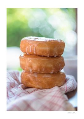 Soft donuts