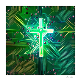 Digital Cross