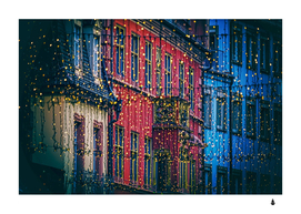 Lichterkette christmas decorations