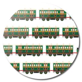 trains pattern transportation
