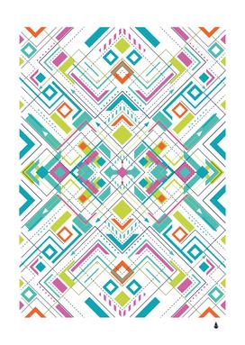 Graphic design geometry shape pattern geometric