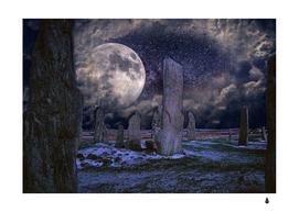 Place of worship scotland celts