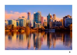 Vancouver canada sea ocean