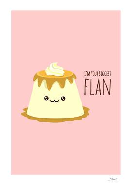 Biggest Flan