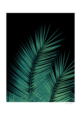 Green Palm Leaves Dream - Cali Summer Vibes #1 #tropical