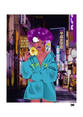 Queen In Tokyo