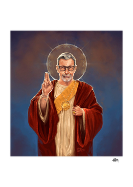 Saint Jeff of Goldblum