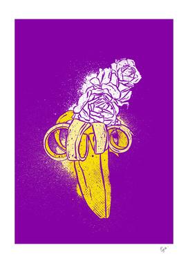 Floral banana